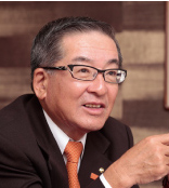 斉藤隆士理事長